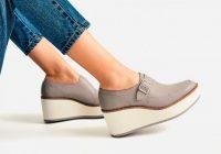 Bluchers de mujer, zapatos tendencia este otoño