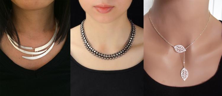 Cómo combinar joyas con éxito