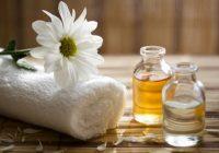 Tipos de aceites para masajes